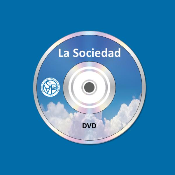 The Society DVD SP