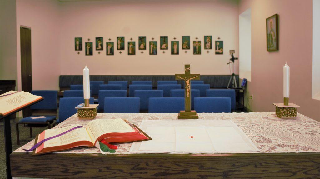 SVdP National Council Chapel